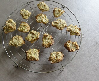 Healthy snack: banaan-havermoutkoekjes