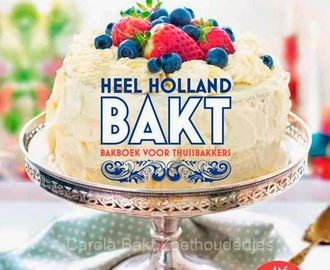 Review: Heel Holland Bakt Bakboek