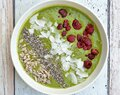 Thermomix Matcha Smoothie Bowl