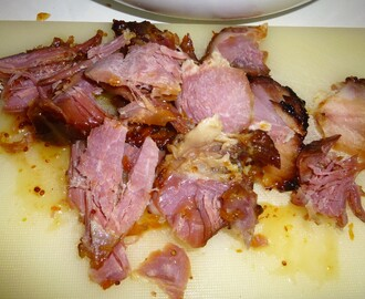 Honey, Mustard and Marmalade Roast Ham Recipe