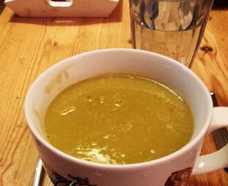 North Woods Split Pea Soup ‬ ‪#‎nopakjes‬