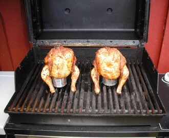 Beercan Chicken