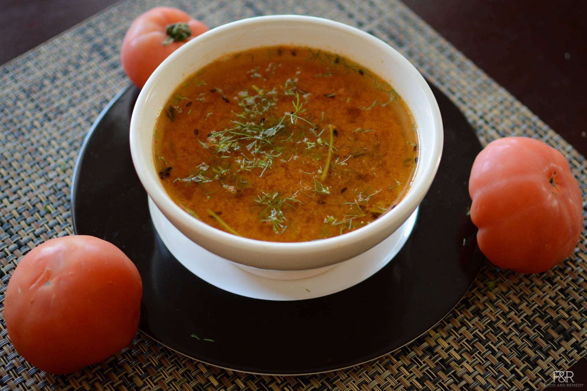 Tomato Saaru | Rasam  without Dal | Tomato rasam without toor dal