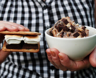 Some more s'mores, please.