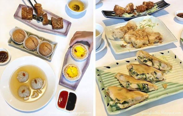 Dynasty, Renaissance KL: All-You-Can-Eat Dim Sum (Pork-Free) for RM43.80!