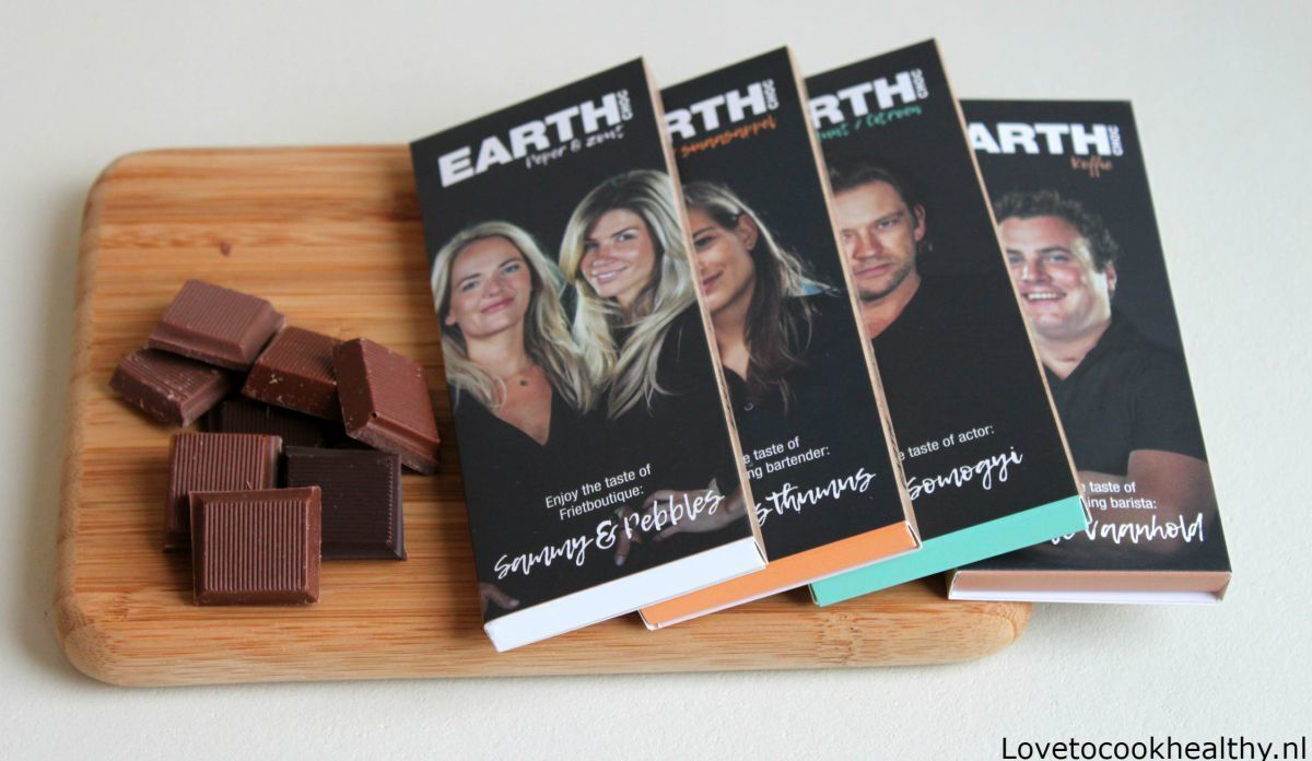 Review: EARTH chocolade