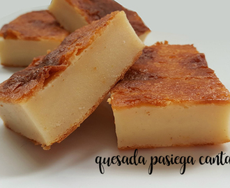 Quesada con Thermomix