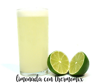 limonada con thermomix