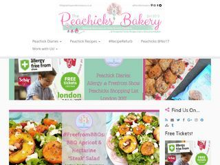 The Peachicks' Bakery
