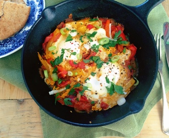 The Lion Cheats – Shakshuka