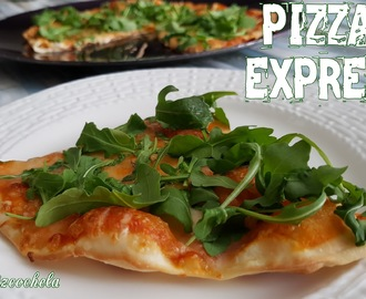 PIZZA EXPRES EN 10 MINUTOS