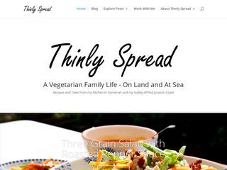 thinlyspread.co.uk