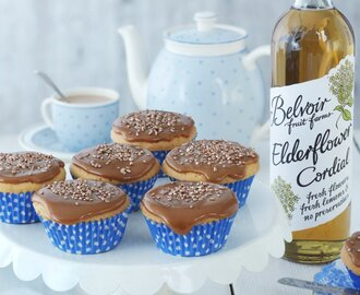 Elderflower Fairy Cakes