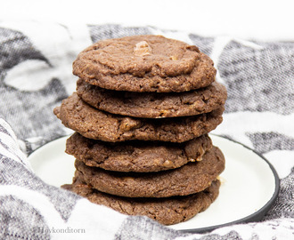 Dumle Chocolate Cookies