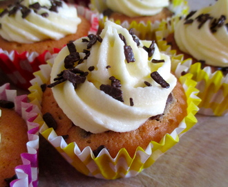 Marble Cake Cupcakes