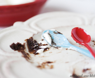 "Kladdkaka (Chocolate ""Mud"" Cake)"