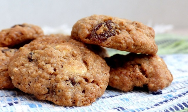 Recept: Easy chocolate chip cookies
