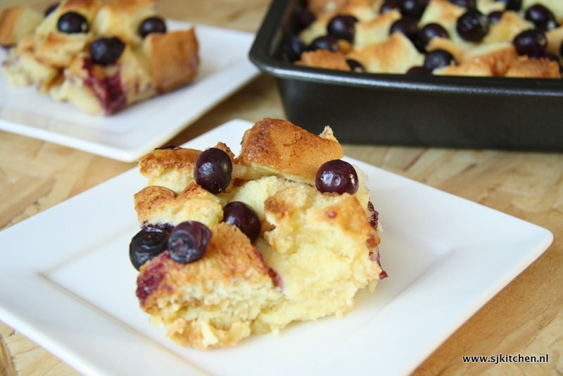 Suiker Pudding Brood