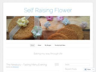 Self Raising Flower