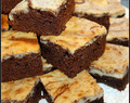 Creme Cheese Brownies