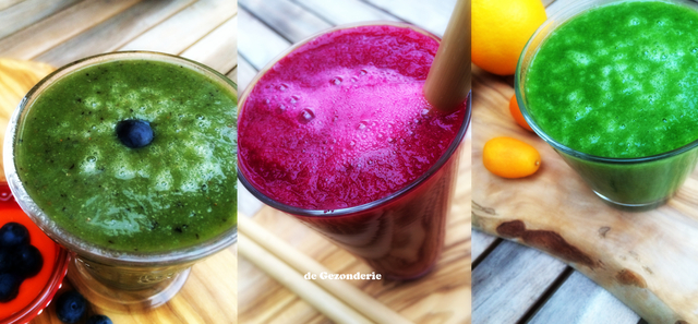 3 Smoothies voor beginners