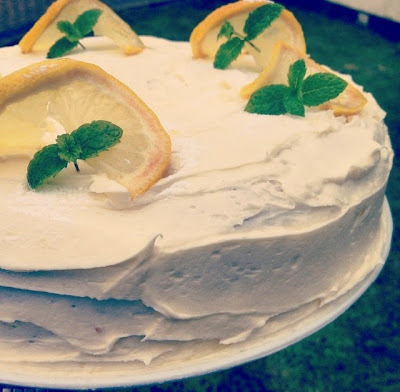 When Life Gives You Lemons... BAKE!
