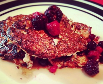 Recipe: Slimming World Magic Pancakes