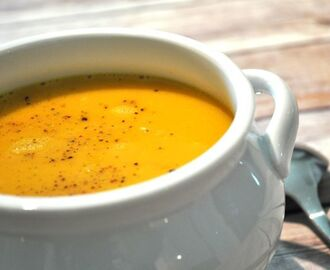 Soup Maker:  Carrot and Ginger Soup Recipe – 1.6 Litre