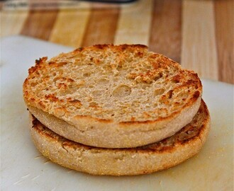 Microwave English Muffin