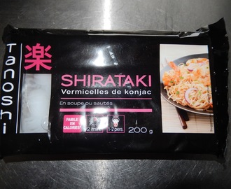 SHIRATAKI JAPANESE STYLE! EEN SUPER LIGHT RECEPT slechts 100 kcal.