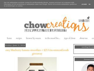 Chow Creations