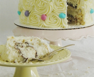 Easter Coconut Cake