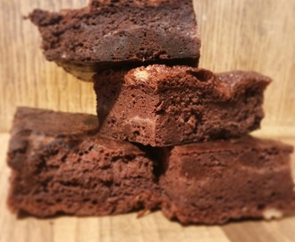 Recipe: Slimming World 1/2 Syn Brownies