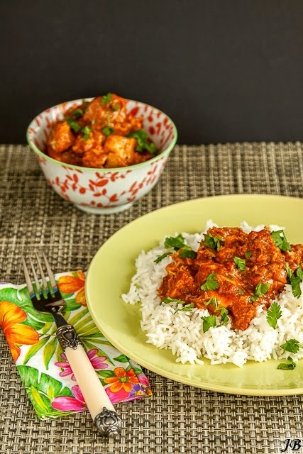 Chicken Tikka Masala uit de slowcooker