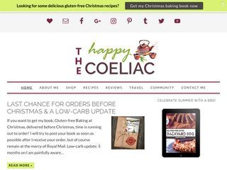 The Happy Coeliac