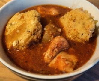 Recipe: Chicken Casserole & Syn Free Dumplings