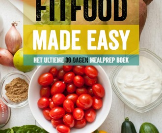 Review - FitFood Made Easy (eBook)