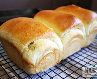 Vegan Milk Bread Recipe