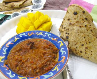 Chapati  – indické placky