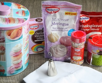 Review | Dr. Oetker Mix voor Meringue