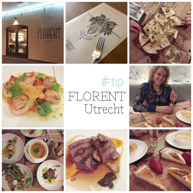Tip: Restaurant Florent in Utrecht
