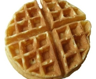 Recept: Luikse wafels/ Brusselse wafels