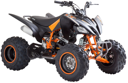 Viarelli Agrezza ATV 250