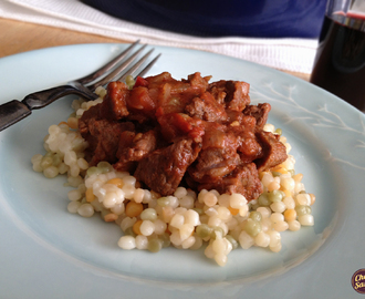 Picadinho de Carne (Brazilian beef stew) from Falling Off The Bone by Jean Anderson