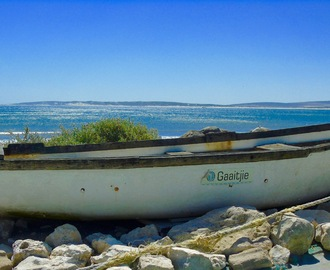 Tasty seafood and stunning views at Gaaitje in Paternoster