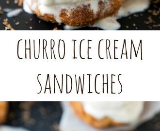 Explore Churro Ice Cream Sandwich and more!