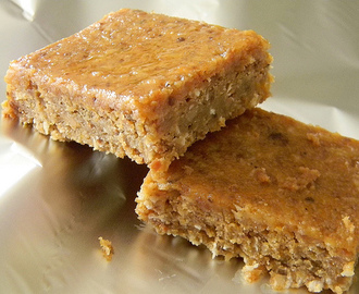 Sweet Potato Blondies - A #RecipeRedux of Trends