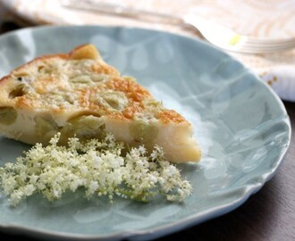 Gooseberry Recipes: Gooseberry Clafoutis