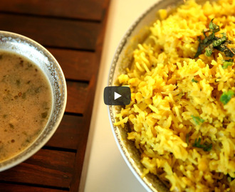 Hyderabadi Khichdi Recipe Video