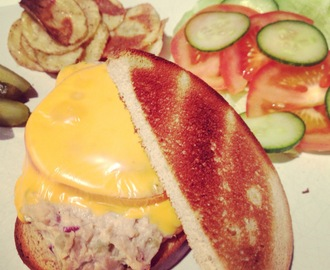 Tuna melt 9 propoints